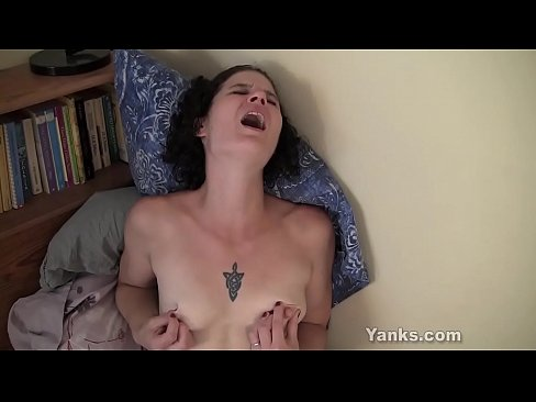 playing with erect nipples