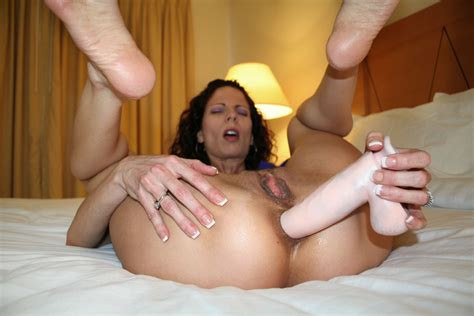 solo mature anal