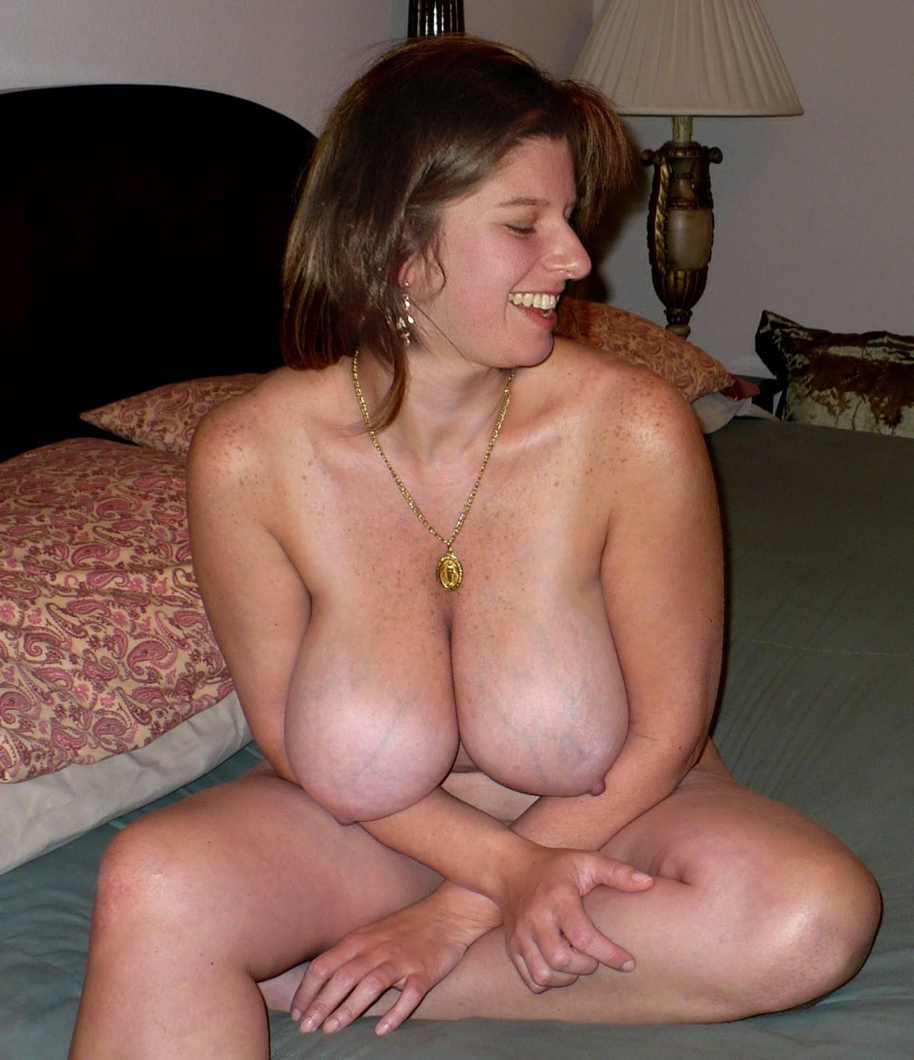 amateurs showing their tits