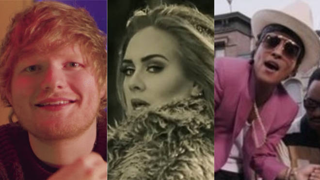 popular songs from 2010 to 2019