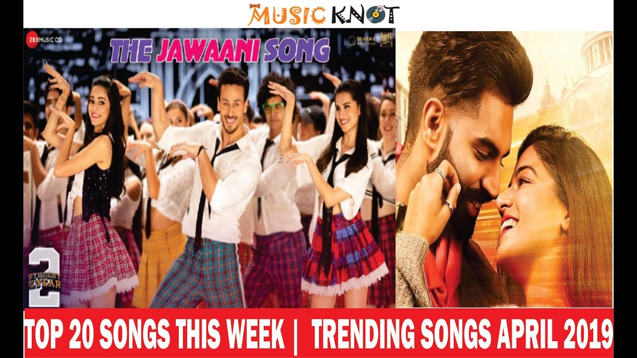 top new songs april 2019