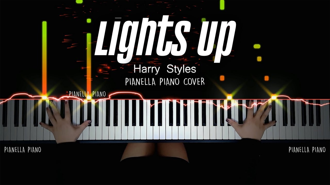up piano cover