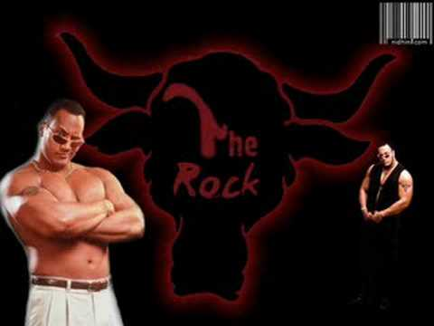 wwe the rock 2002 theme song